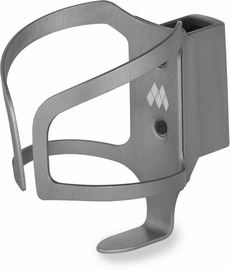 Maclaren 2018 / 2019 Stroller Cup Holder - Brushed Aluminum