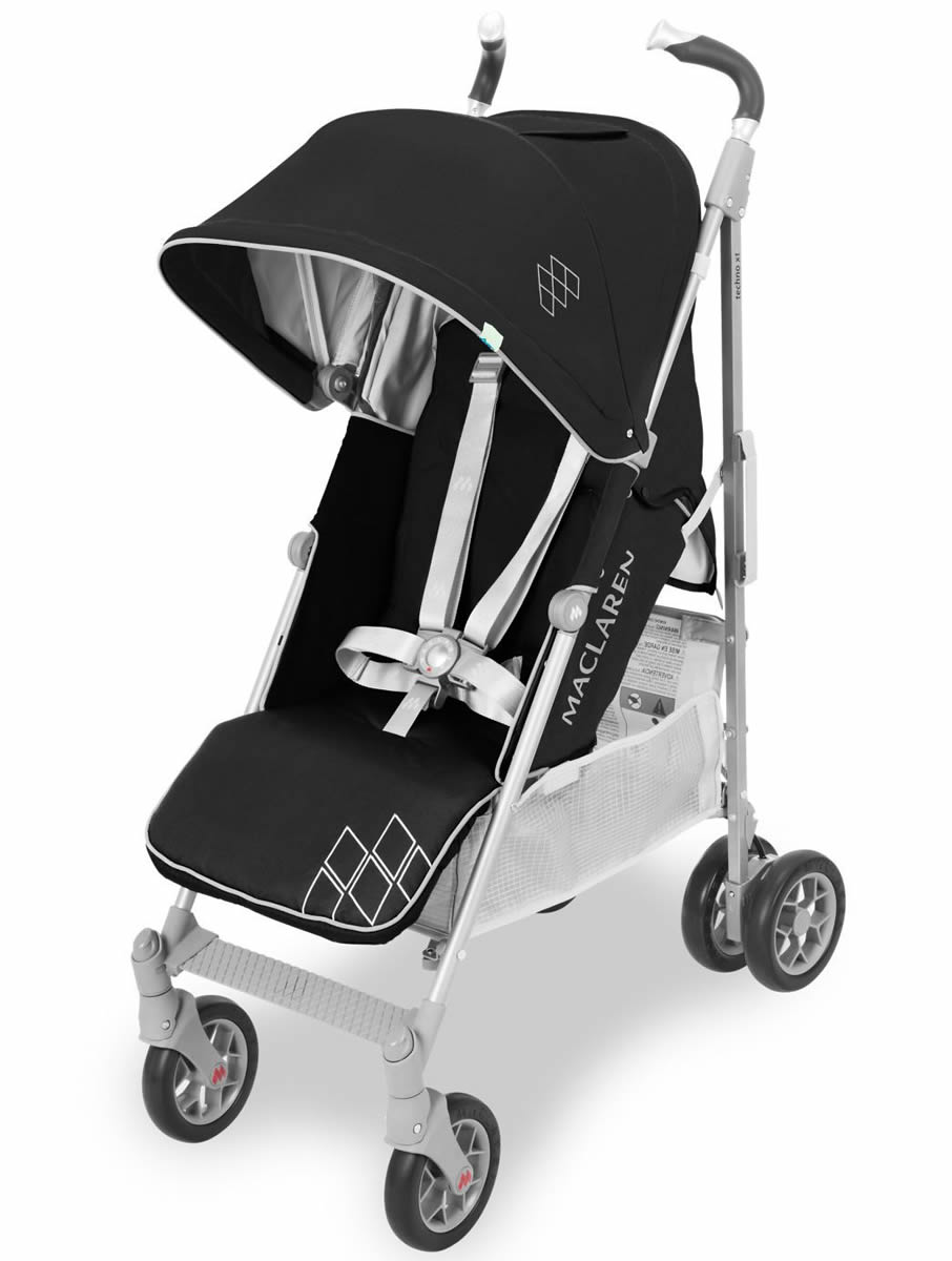 Astounding Maclaren 2018 2019 Techno Xt Stroller Black Silver Gmtry Best Dining Table And Chair Ideas Images Gmtryco