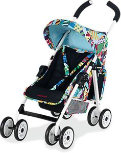 Maclaren Junior XT Doll Stroller - Jason Woodside