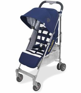 Maclaren Quest Arc Stroller - Regency Stripe