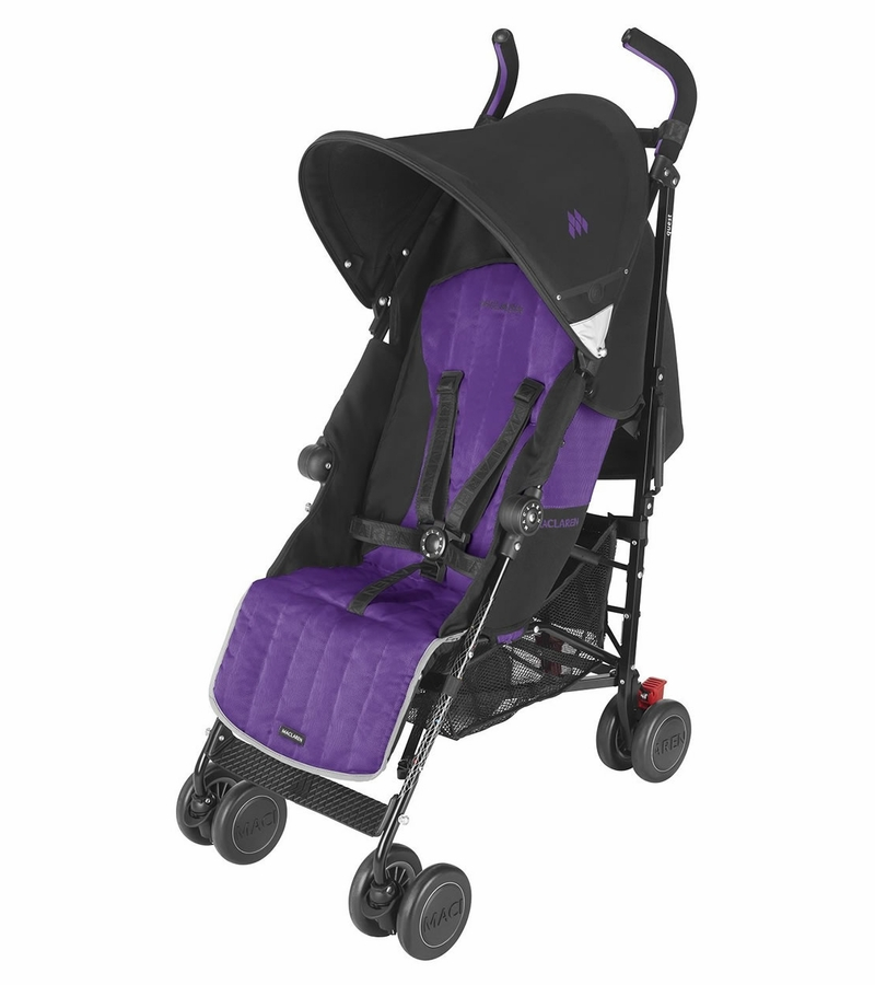 Maclaren quest sport stroller black majesty - Silla maclaren amazon ...