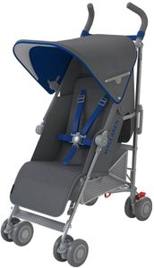 Maclaren 2016/2017 Quest Stroller - Charcoal/Harbour Blue