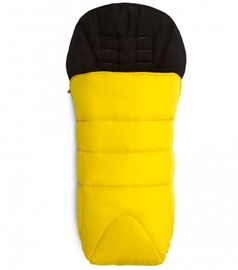 Mamas & Papas All Seasons Footmuff - Lemon Drop