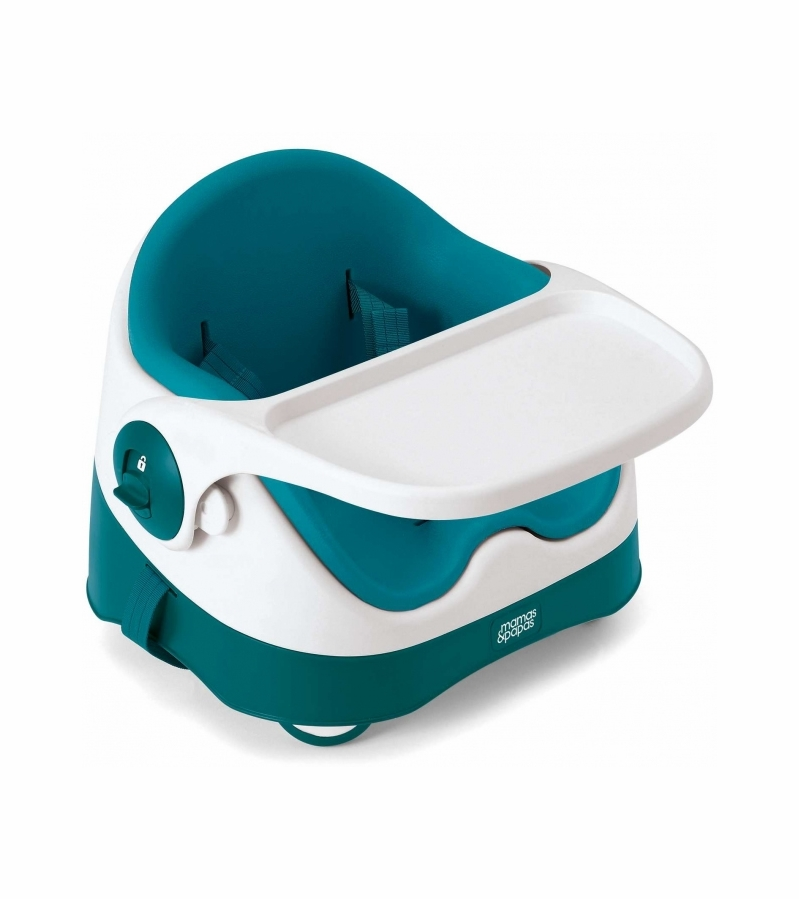 Magnificent Mamas Papas Baby Bud Booster Seat Teal Ocoug Best Dining Table And Chair Ideas Images Ocougorg