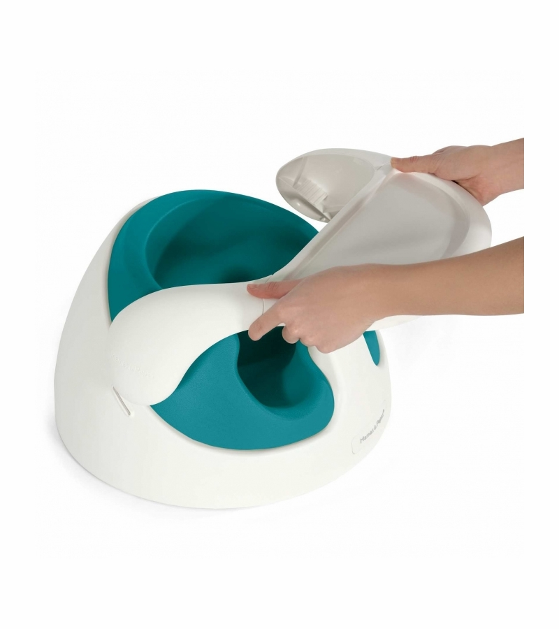 Mamas Papas Baby Snug Infant Positioner Teal