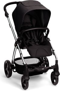 Mamas & Papas Sola 2 Chrome Stroller - Black