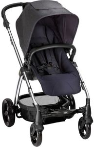 Mamas & Papas Sola 2 Chrome Stroller - Denim