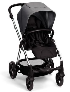 Mamas & Papas Sola 2 Chrome Stroller - Grey