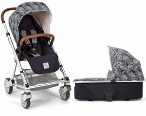 Mamas & Papas Urbo 2 Stroller & Carrycot, Special Edition - Liberty