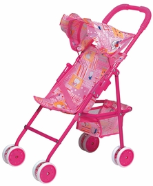 Marlon Creations Deluxe Doll Stroller