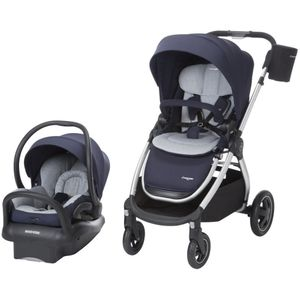 Maxi-Cosi Adorra Travel System - Brilliant Navy