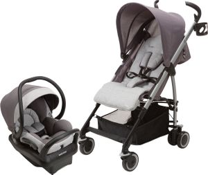 Maxi-Cosi Kaia & Mico Max 30 Travel System Special Edition - Sweater Knit