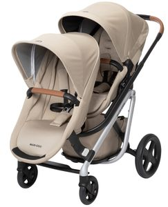 Maxi-Cosi Lila Double Stroller - Nomad Sand