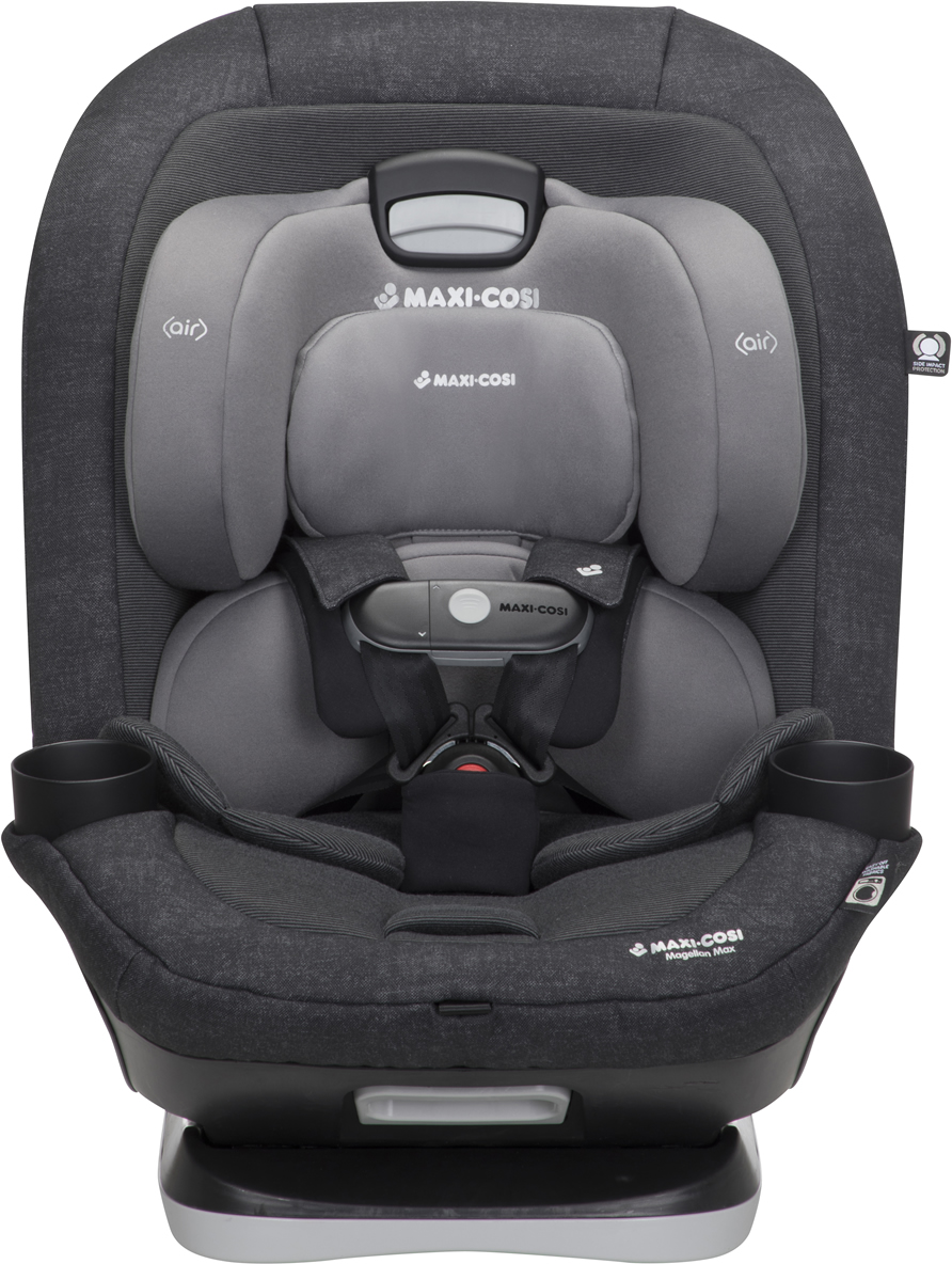 Maxi Cosi Magellan Max 5 In 1 All In One Convertible Car Seat Nomad Black