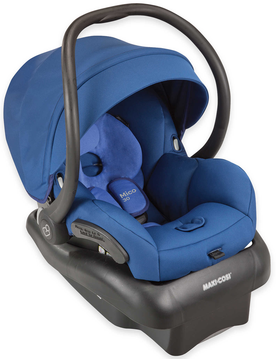 maxi cosi mico 30 infant car seat vivid blue. Black Bedroom Furniture Sets. Home Design Ideas
