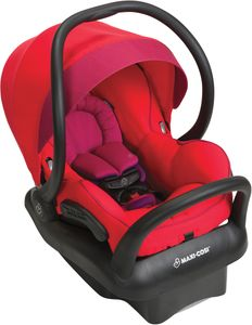Maxi-Cosi Mico Max 30 Infant Car Seat 2017 - Red Orchid