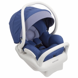 Maxi Cosi Mico Max 30 Infant Car Seat, White Collection - Blue Base