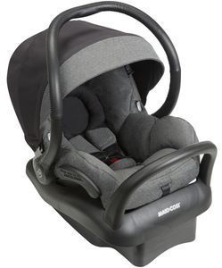 Maxi Cosi Mico Max 30 Infant Car Seat with Leather Handle