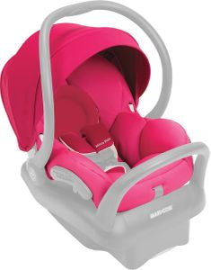 Maxi-Cosi Mico Max 30 Replacement Seat Pad - Pink Berry