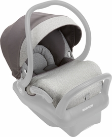 Maxi-Cosi Mico Max 30 Replacement Seat Pad - Sweater Knit Grey