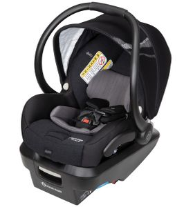 Maxi-Cosi Mico Max Plus Infant Car Seat - Frequency Black