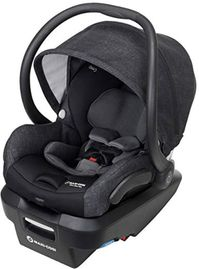 Maxi-Cosi Mico Max Plus Infant Car Seat - Nomad Black