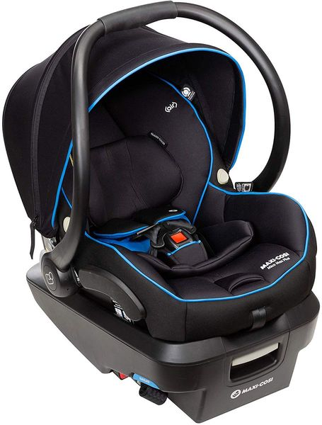 Maxi-Cosi Mico Max Plus Infant Car Seat - Turbo Track Blue
