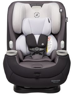 Maxi-Cosi Pria 3-in-1 Convertible Car Seat - Blackened Pearl