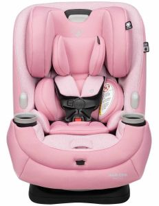 Maxi-Cosi Pria 3-in-1 Convertible Car Seat, Sweater Knit - Rose Pink