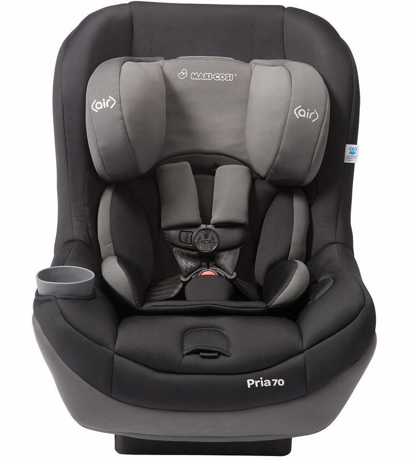 Maxi Cosi Pria 70 Convertible Car Seat With Tiny Fit Total Black Free 50 Gift Certificate 19 Jpg