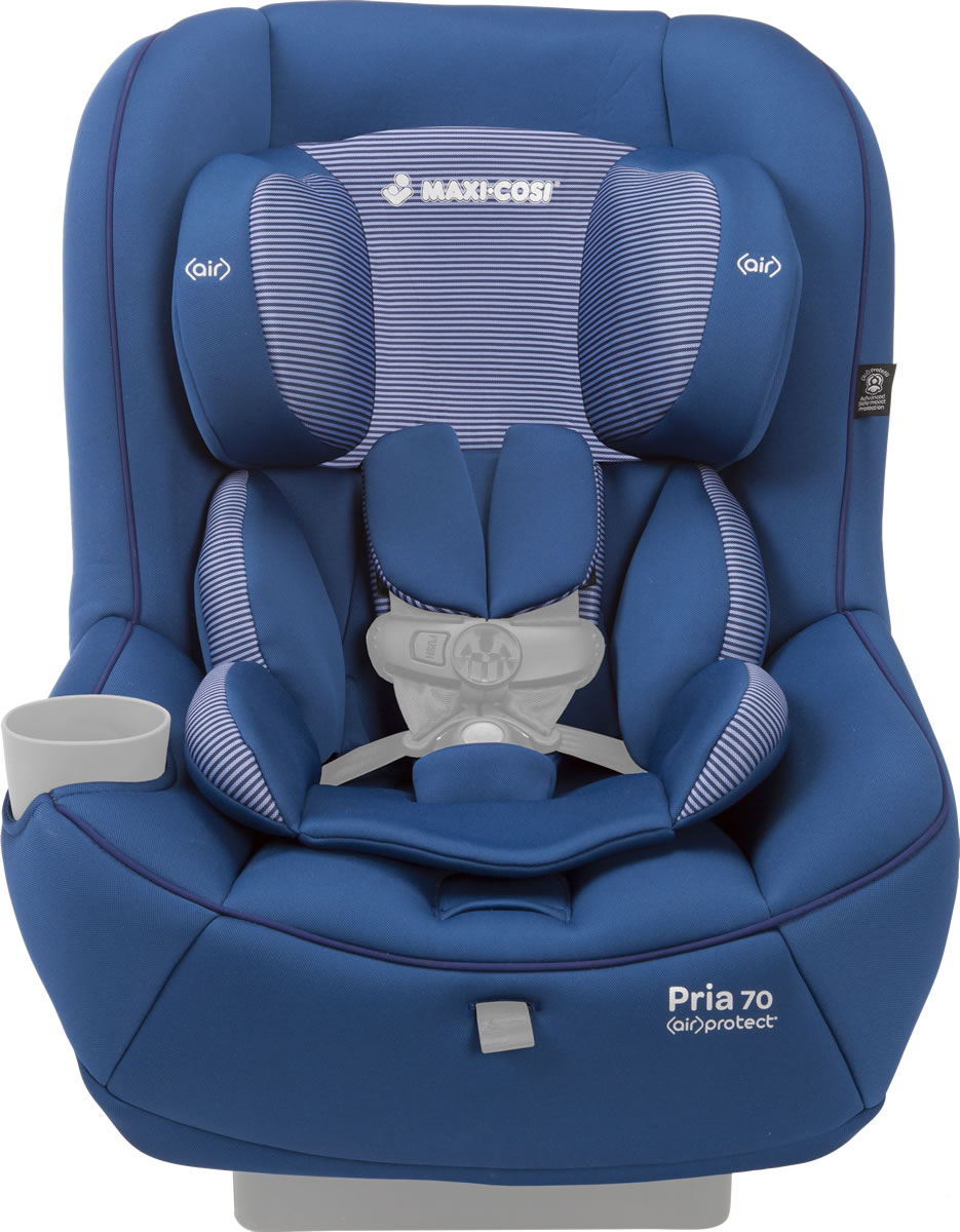 maxi cosi pria 70 replacement seat pad blue base. Black Bedroom Furniture Sets. Home Design Ideas