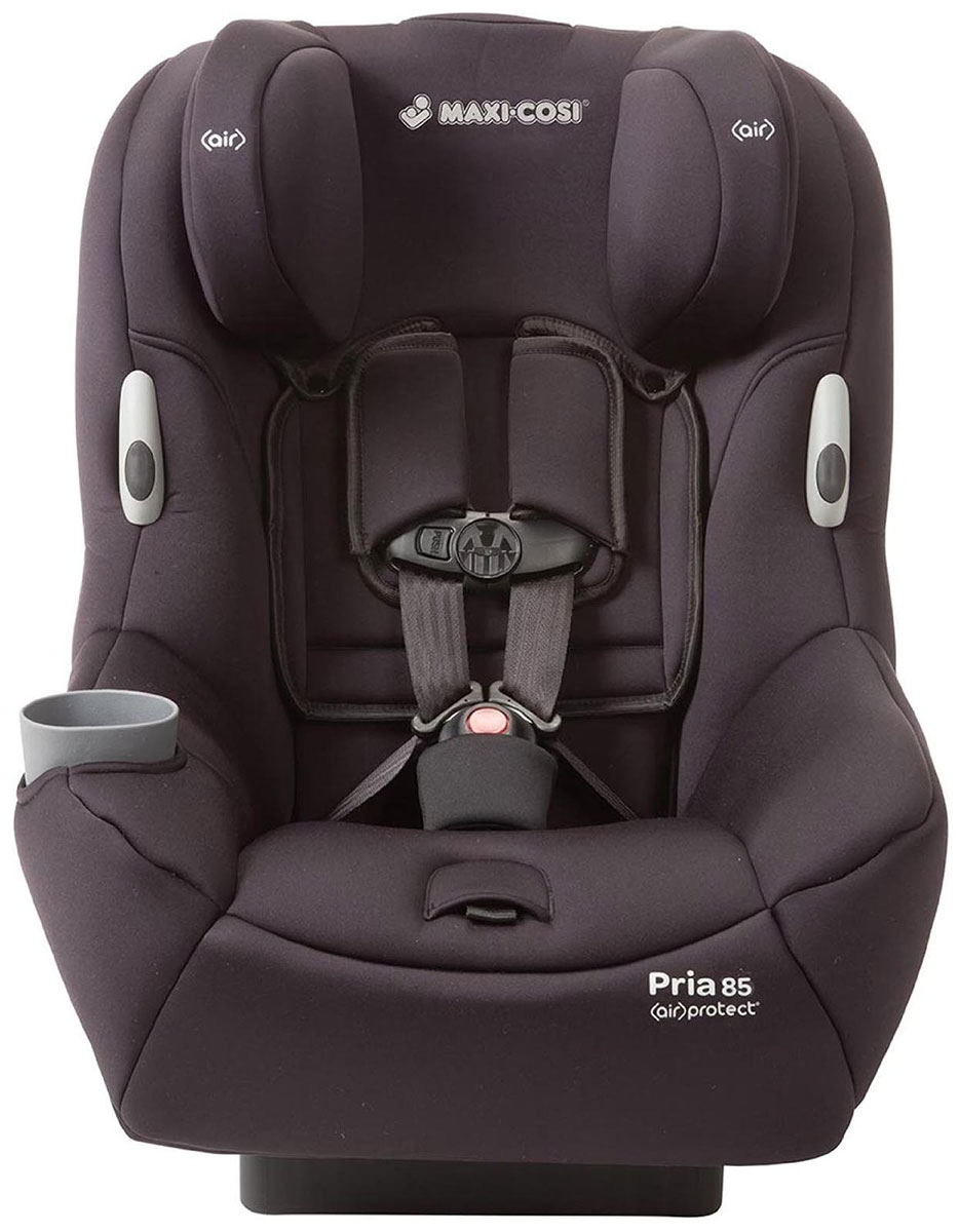 Maxi Cosi Pria 85 Convertible Car Seat - Devoted Black