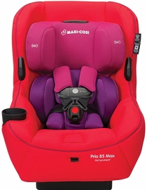 Maxi-Cosi Pria 85 Max Convertible Car Seat 2018 - Red Orchid