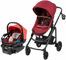 Maxi-Cosi Tayla XP Travel System - Essential Red