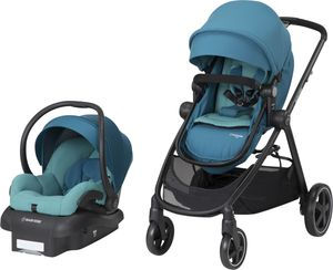 Maxi-Cosi Zelia Travel System - Emerald Tide