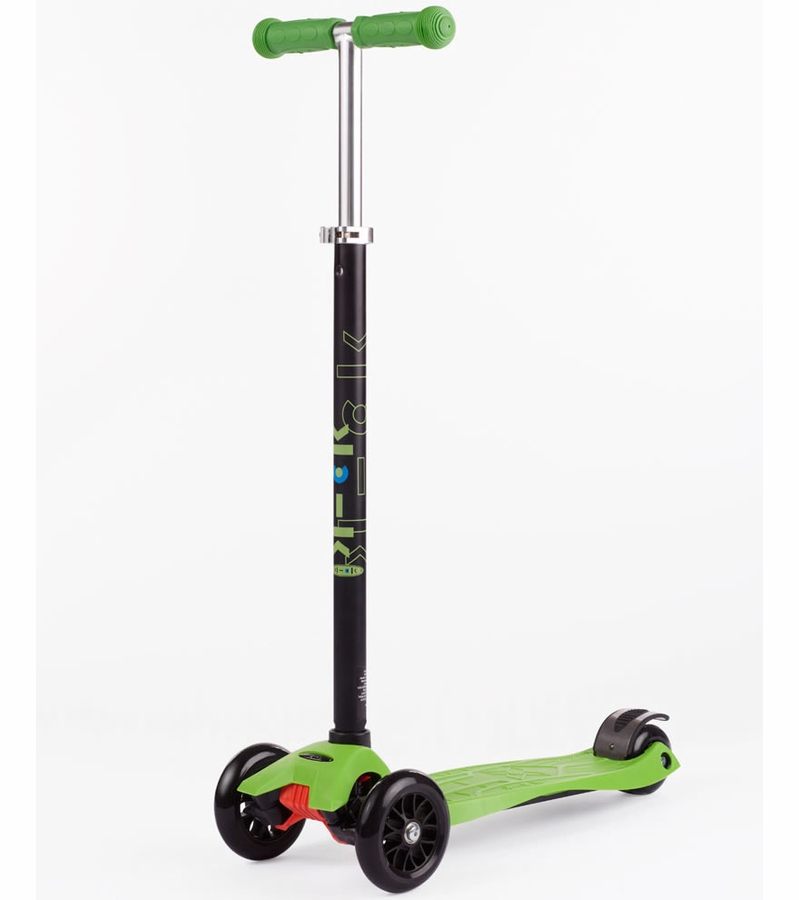 micro kickboard maxi kickboard scooter green. Black Bedroom Furniture Sets. Home Design Ideas