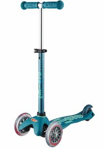 Micro Kickboard Mini Deluxe Scooter - Ice Blue