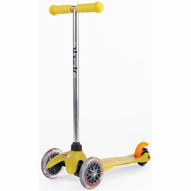 Micro Kickboard Mini Micro Scooter in Yellow