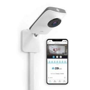 Miku Smart Baby Monitor with Breathing and Movement