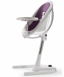 Mima Moon 3-in-1 High Chair - Aubergine