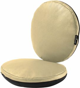 Mima Moon Junior Chair Cushion Set - Champagne Gold