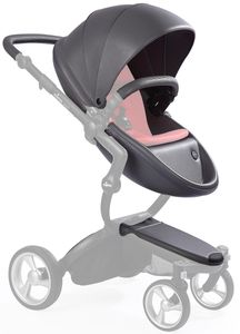 Mima Xari Seat Kit - Cool Grey