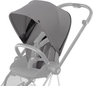 Cybex Mios Color Pack/Comfort Inlay - Manhattan Grey