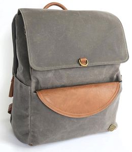 Momkindness Duo Backpack - Grey