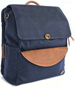 Momkindness Duo Backpack - Navy