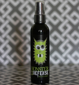 Monster Defense Brave Spray