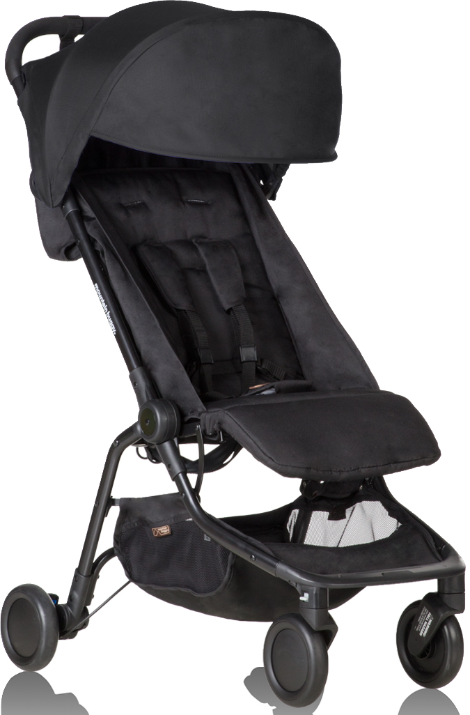Black Mountain Buggy Stroller Compatible Food Tray