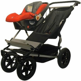 Mountain Buggy Peg Perego Primo Viaggio Car Seat Adapter - Duo