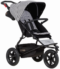 Mountain Buggy Urban Jungle Luxury Collection Stroller - Pepita