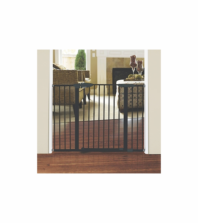 Munchkin Easy Close Metal Gate Extra Tall Amp Wide 31067